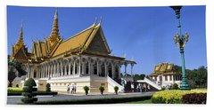 Roy Palace Cambodia 01 Beach Sheet