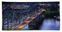 Royal Alexandra Interprovincial Bridge Beach Sheet