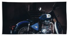 Royal Enfield Beach Towel