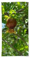 Royal Onion Pomegranate Beach Sheet