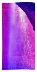 Ruby Niagara Falls Beach Towel