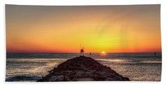 Rudee Inlet Jetty Beach Sheet