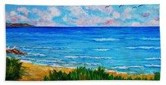 Rullsands Beach / Sweden-gaevle Beach Towel