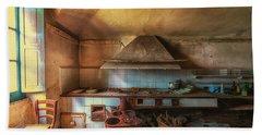 Rural Culinary Atmosphere Nr 3 - Atmosfera Culinaria Rurale IIi Beach Sheet