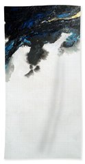 Rush Triptych 1 Beach Towel