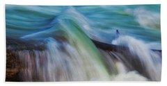 Rushing Waters Beach Towel