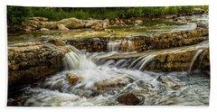Rushing Waters - Upper Provo River Beach Sheet