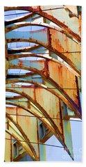 Rust Pavilion World's Fair 1964 Ny Beach Sheet
