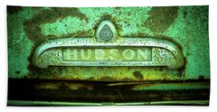 Rusted Hudson Beach Towel