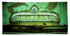 Rusted Hudson Beach Sheet