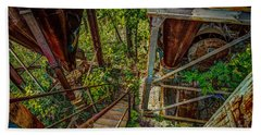 Rusty Climb Beach Sheet