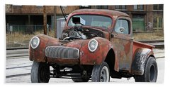 Rusty Gasser Beach Sheet