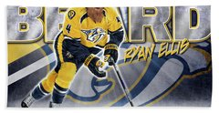 Ryan Ellis Beach Towel