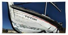S. S. Tutshi Beach Sheet