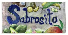 Sabrosito Beach Sheet