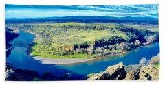 Sacramento River Beach Sheet