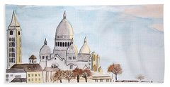 Sacre Coeur Beach Sheet