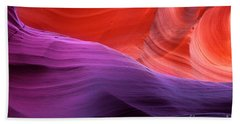 Sacred Colors Beach Towel by Jason Abando
