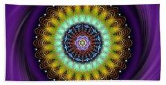 Sacred Geometry 710 Beach Sheet