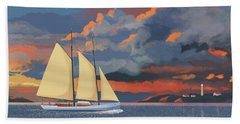 Safe Haven Beach Towel