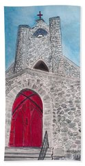 Saint James Episcopal Church Beach Towel