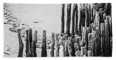 Beach Towel featuring the photograph Saint Malo by Delphimages Photo Creations