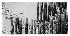 Saint Malo Beach Towel by Delphimages Photo Creations