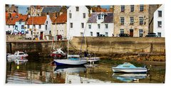 Saint Monans Beach Towel