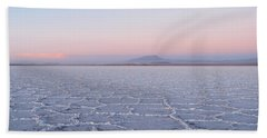 Salar De Uyuni No. 3-1 Beach Towel
