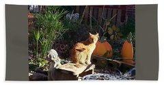 Salem In The Garden Beach Sheet