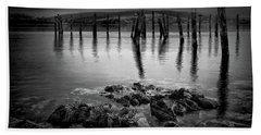 Salen Pier, Isle Of Mull Beach Towel