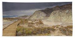 Salt Creek Trail Beach Towel