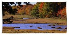 Salt Marsh River Beach Sheet