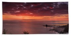 Saltwick Bay Beach Towel