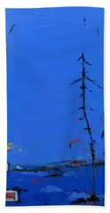 Salut Abitibi Beach Towel