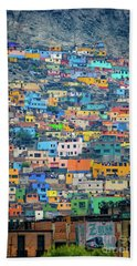 San Cristobal Beach Towel