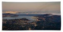 San Francisco Bay Area Beach Sheet