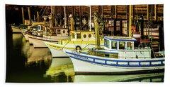 San Francisco Fisherman's Wharf Beach Sheet