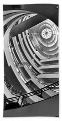 San Francisco - Nordstrom Department Store Architecture Beach Sheet