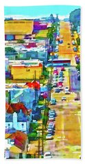 San Francisco Quintara View Beach Towel