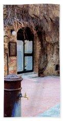 San Gimignano Beach Towel
