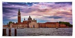 San Giorgio Di Maggiore Church Beach Towel
