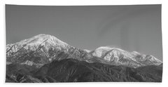 San Gorgonio Mountain-1 2016 Beach Towel
