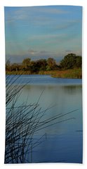 San Joaquin Wildlife Sanctuary Beach Towel