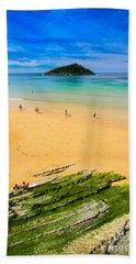 San Sebastian Summer Beach Towel