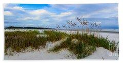 Sand Dunes And Blue Skys Beach Towel