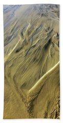 Sand Sculpture 11 Beach Towel