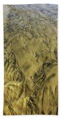 Sand Sculpture 4 Beach Towel