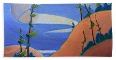 Sandbanks Beach Towel
