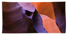 Sandstone Apparition Beach Towel by Mike  Dawson